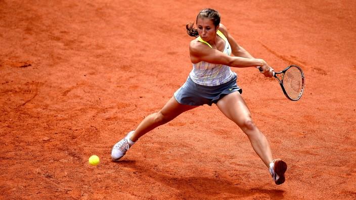 Annika Beck, Tennis