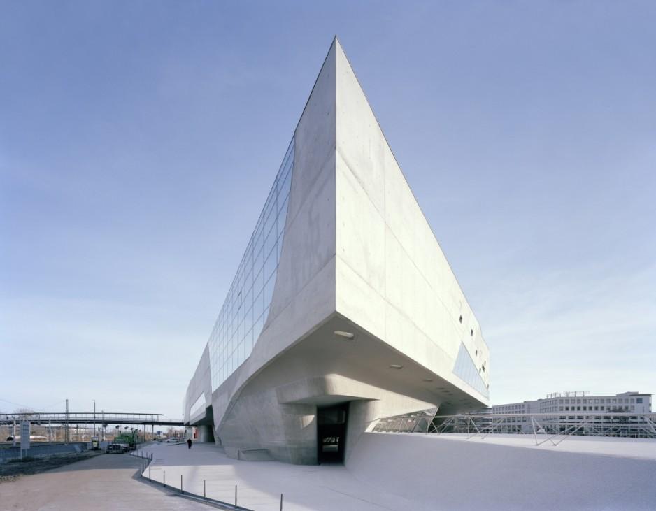 Phaeno-Science Center Wolfsburg; Phaeno Wissenschaftsmusem Wolfsburg