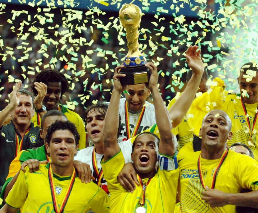 Jahresrückblick Sport - Brasilien gewinnt Confederations Cup