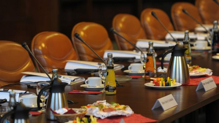 Gemeinsame Kabinettsitzung Sachsen-Niederschlesien in Dresden