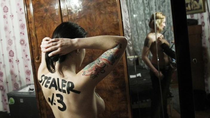 Femen Moskau