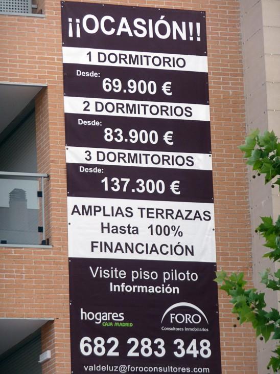 Valdeluz in Spanien