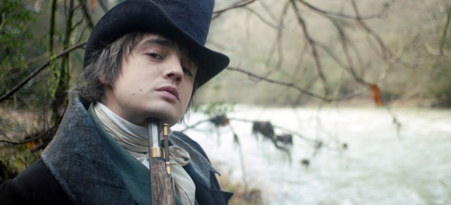 """Pete Doherty in """"Confession"""""""