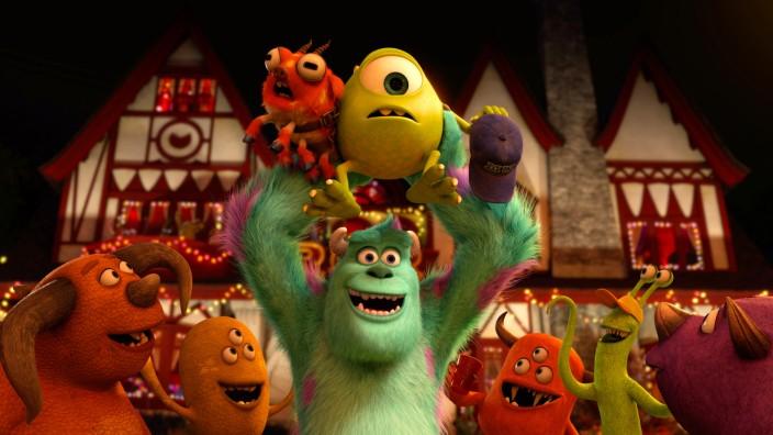 "Film ""Die Monster Uni"" im Kino"
