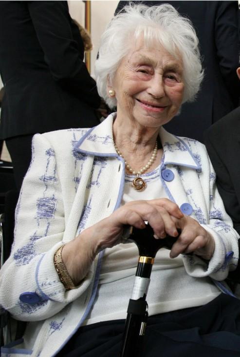 Tosia Reich-Ranicki ist tot