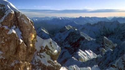Unfälle: Zwei Deutsche sind am Wochenende in den Bergen verunglückt.