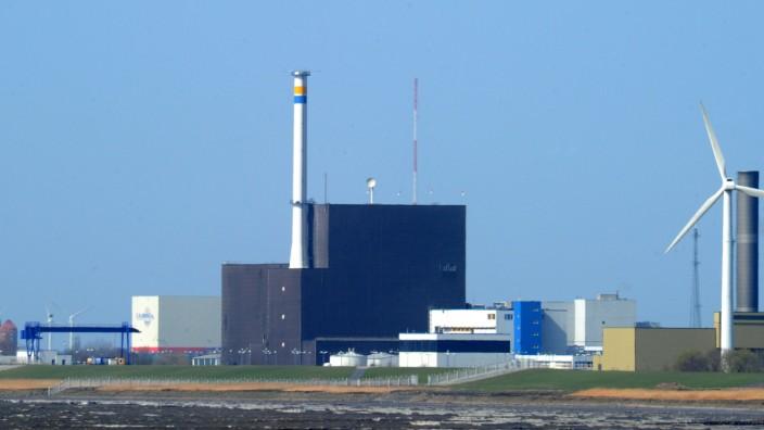 Atomkraftwerk Brunsbüttel