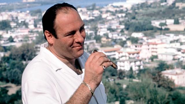 Schauspieler James Gandolfini