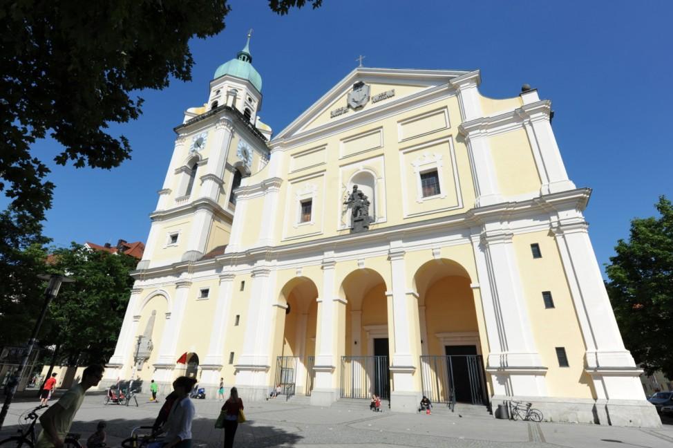 Kirche St. Joseph in München, 2012