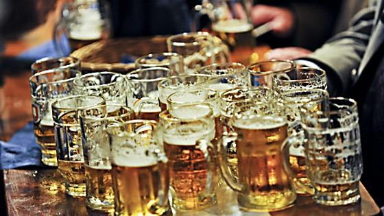 Wieviel alkohol ist ok