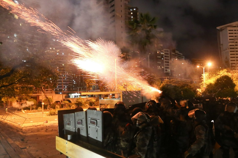 Riots In Fortaleza