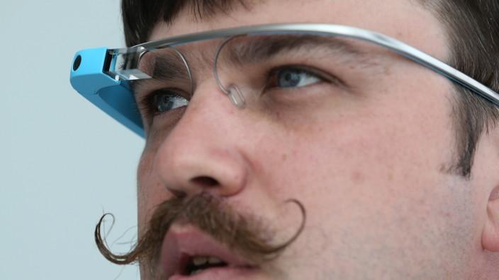 Augmented Reality Google Glass