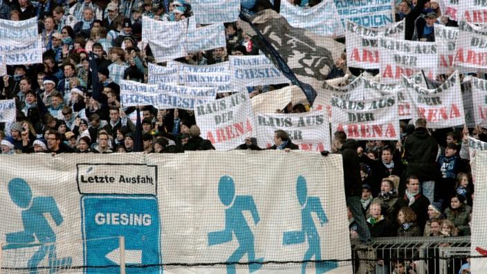 TSV 1860 München - 1.FC Nürnberg 1:1