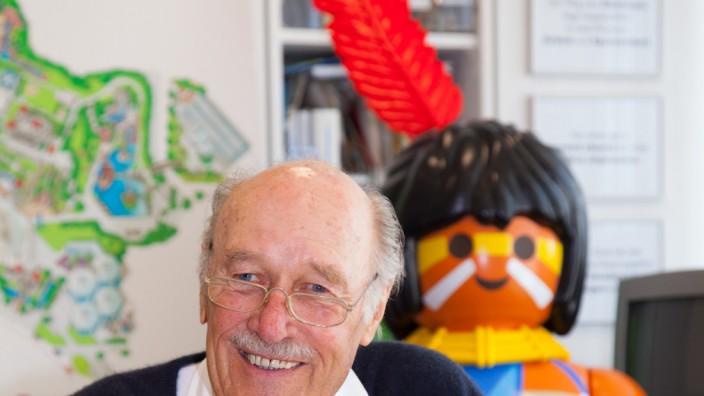 Horst Brandstätter wird 80