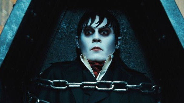 Warner Bros. Dark Shadows Johnny Depp