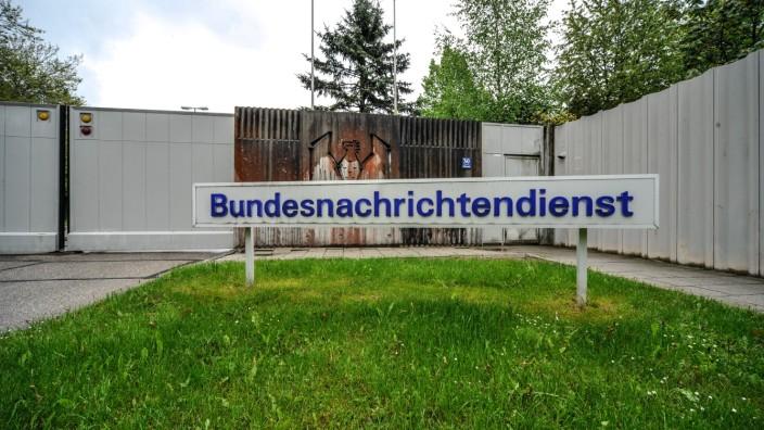 Bundesnachrichtendienst BND Pullach