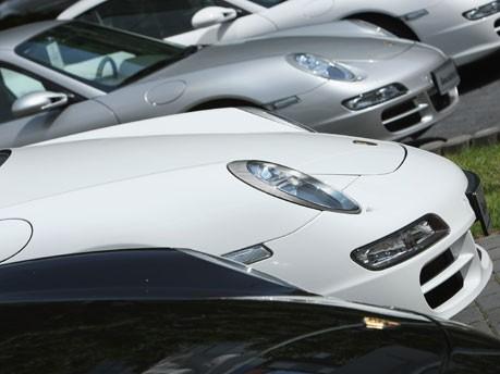 Porsche, Getty Images