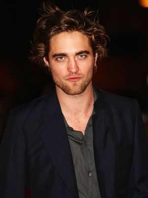 Robert Pattinson, Twilight, Getty Images