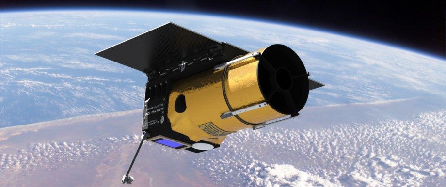 Das Arkyd-Weltraumteleskop