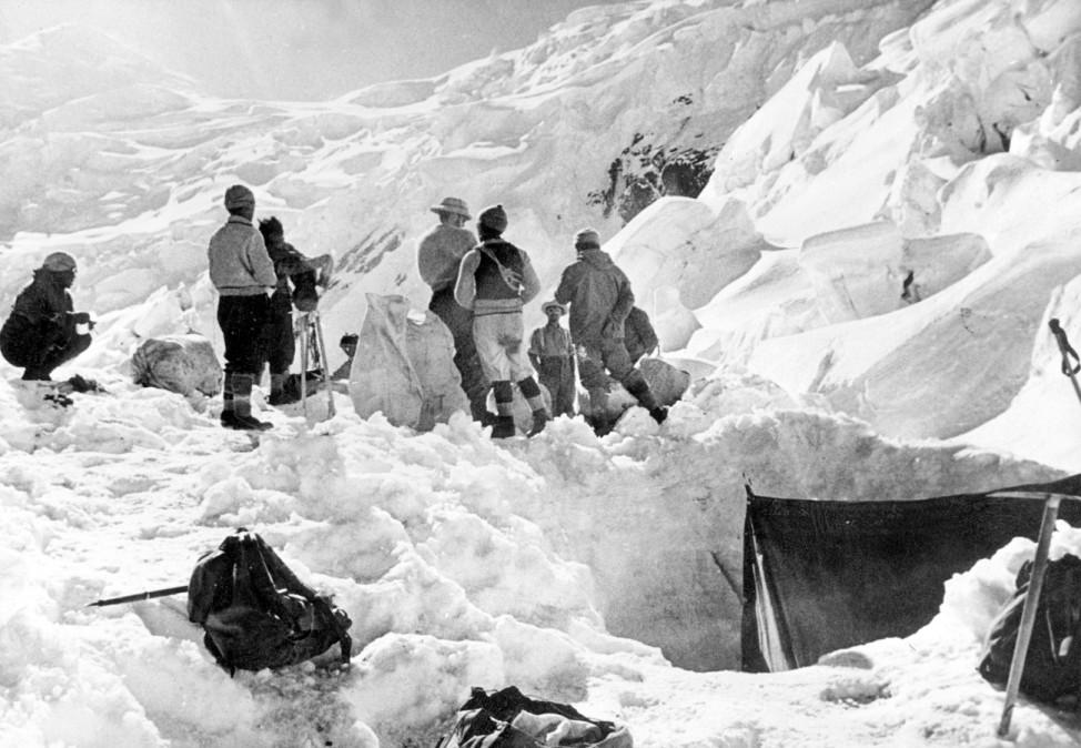 Deutsche Nanga Parbat Expedition, 1937