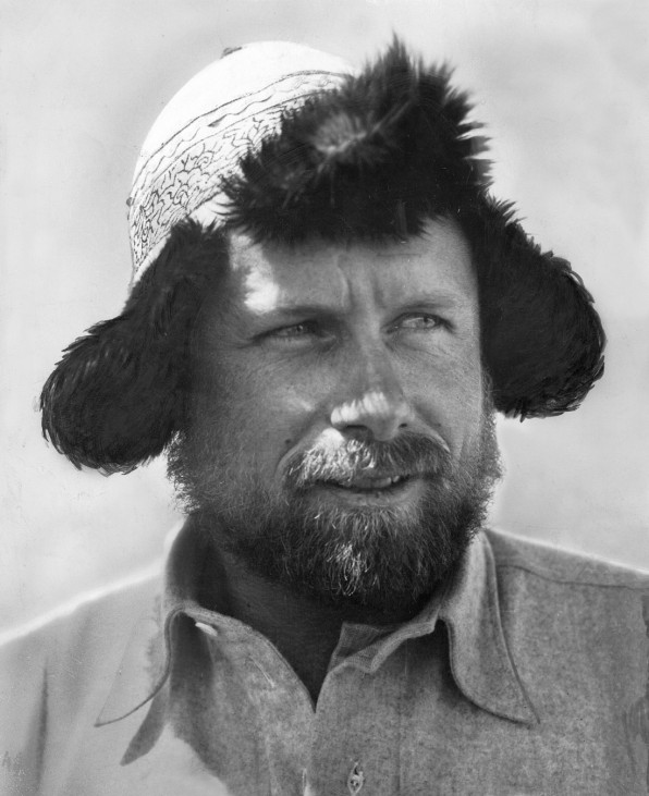 Willy Merkl, 1934