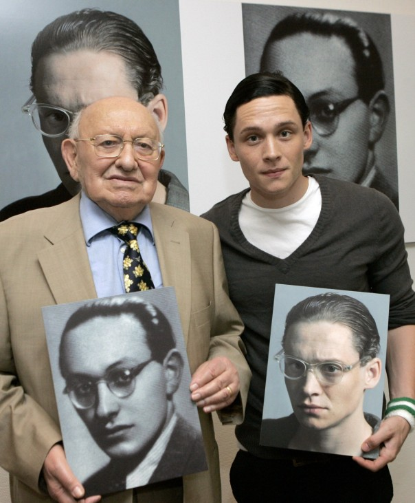 'Mein Leben': Filmbiografie über Reich-Ranicki bei Arte und in der ARD
