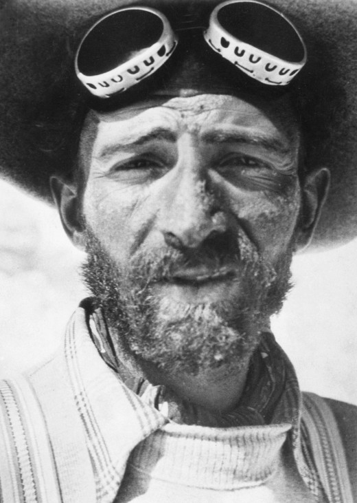 Nanga Parbat Expedition, 1953