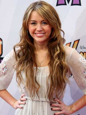 Miley Cyrus, Hannah Montana, Getty Images