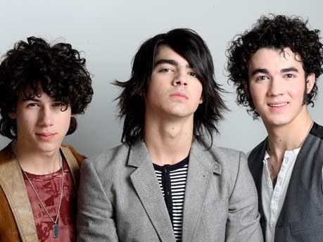 Nick Jonas, Joe Jonas, Kevin Jonas, The Jonas Brothers, Sänger, Getty Images