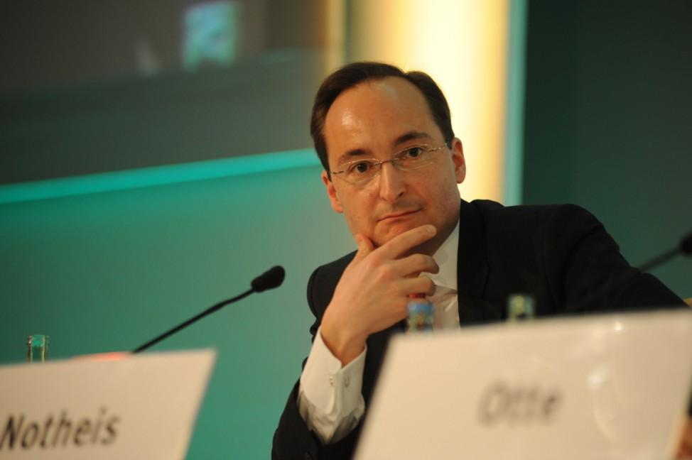 Dirk Notheis bei SZ Führungstreffen Wirtschaft, 2010