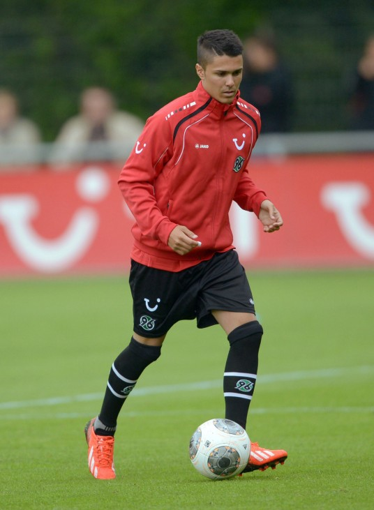 Trainings-Auftakt Hannover 96