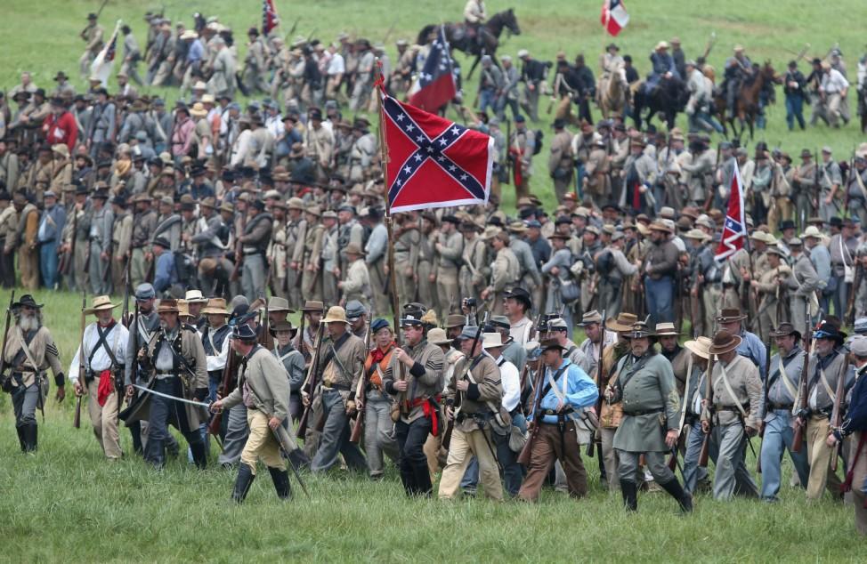 Gettysburg Marks 150th Anniversary of Historic Civil War Battle