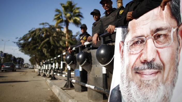 Ägypten Proteste Kairo Mohammed Mursi
