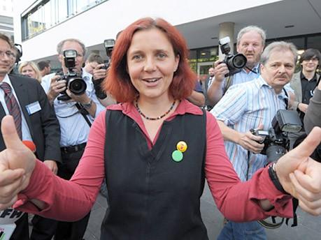 Astrid Rothe-Beinlich, dpa