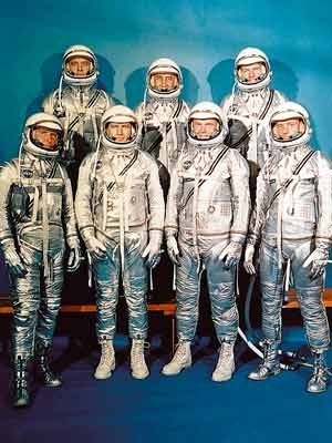 Astronauten, Walter M.