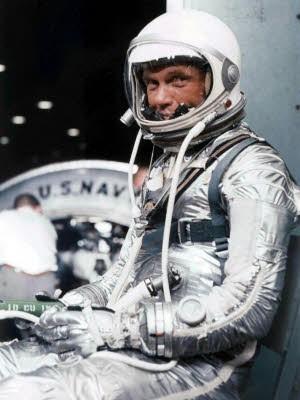 John Glenn, Astronaut, Raumfahrt, AP