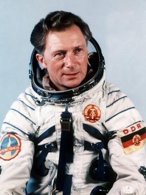 Sigmund Jähn, Astronaut, DDR, Kosmonaut, Sojus 31, MIR, dpa