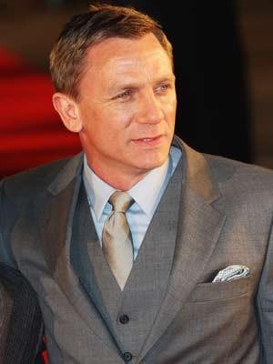 Daniel Craig, James Bond, Getty Images