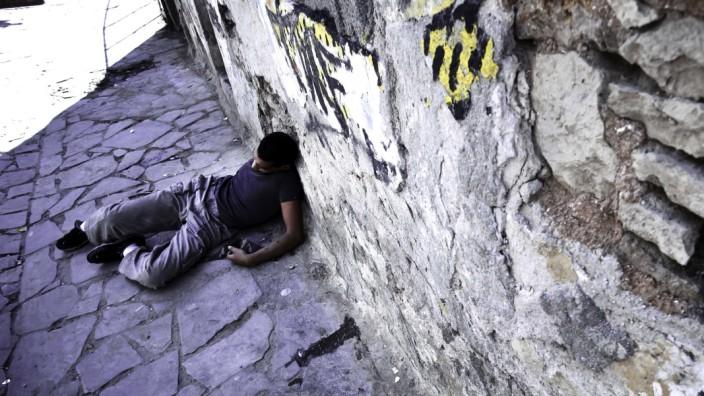 Drogensucht in Griechenland nimmt zu