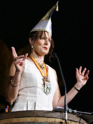 Sprachpanscher des Jahres 2009, Die schlimmsten Anglizismen, Gabriele Pauli; Foto: ddp