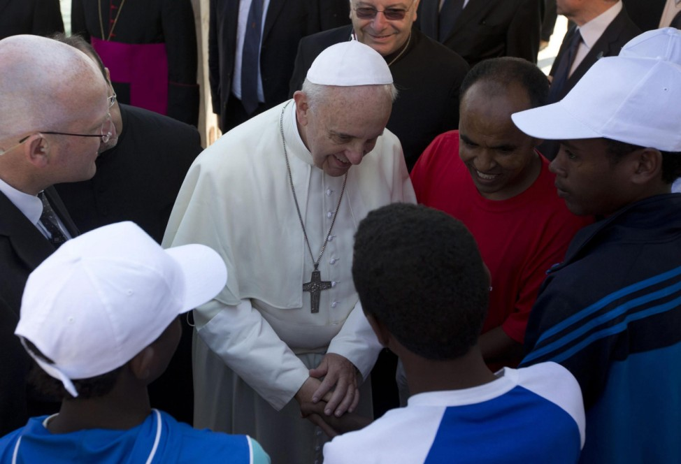 Pope Francis in Lampedusa to visit and pray for the migrants