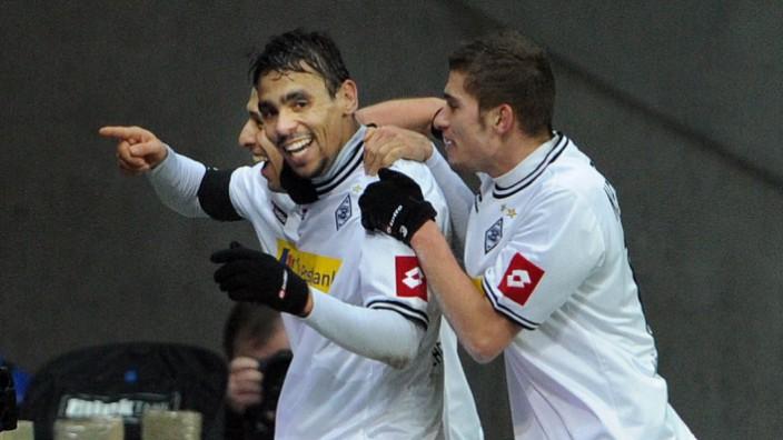 Eintracht Frankfurt  - Borussia Moenchengladbach