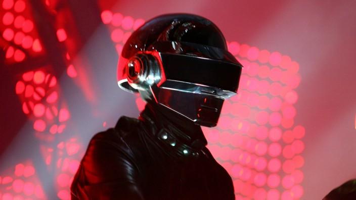 Band Daft Punk Konzert