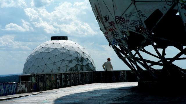 Teufelsberg Berlin NSA-Abhörstation Prism