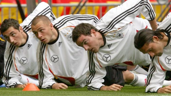 Training Fußball Nationalmannschaft
