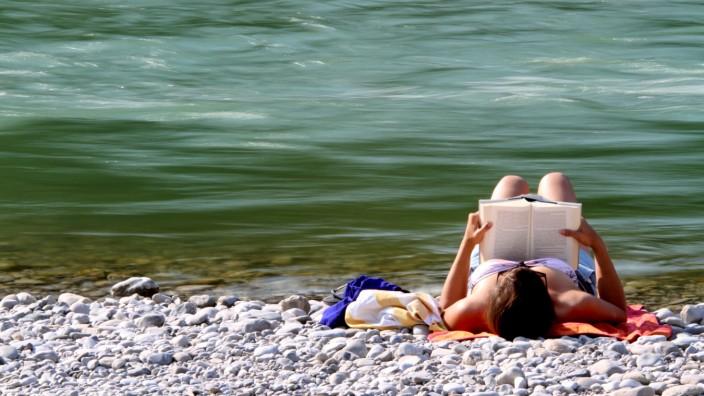 Lesen: So oft nimmt man es sich vor, ein Buch zu lesen. Und schafft es dann doch nicht.