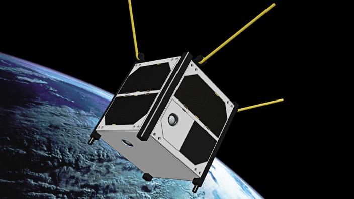 Der Kleinsatellit Ardusat
