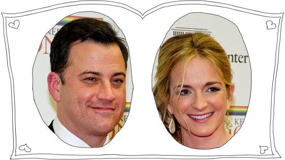 Jimmy Kimmel hochzeit hollywood promiblog
