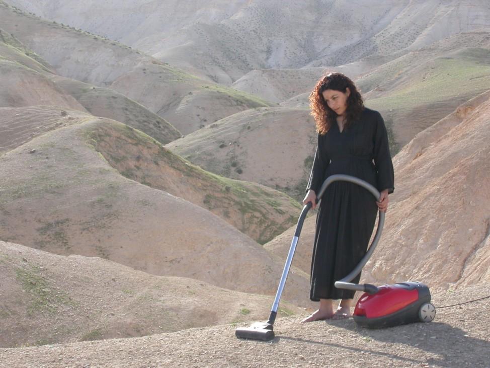 Raeda Sa'adeh, Vacuum, 2007