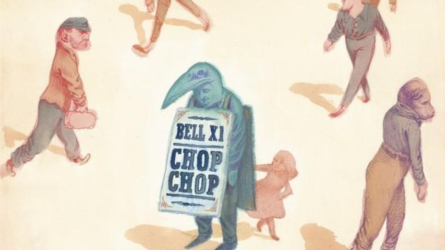 """Album """"Chop Chop"""" von Bell X1"""